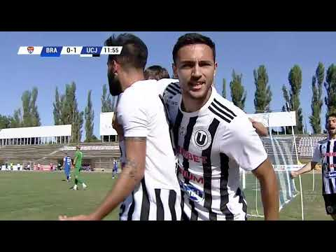 Braila Universitatea Cluj Goals And Highlights