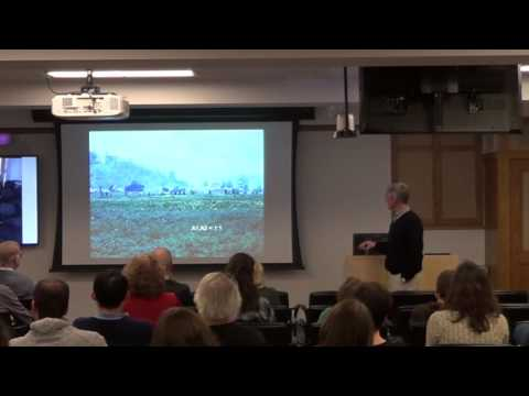 William Fry: Messages from a maverick model microbe