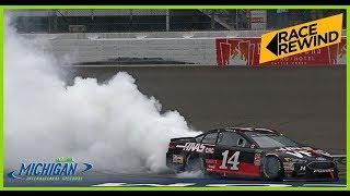 Race Rewind: Michigan in 15 min