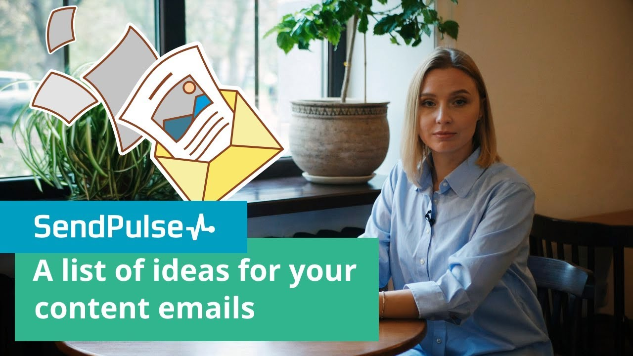 8 ideas for your content emails