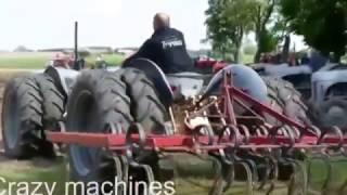 Удевительны тракторы подборка 2017 трактора с двумя моторами