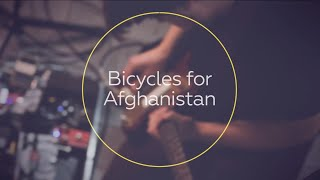 Transistor Show - Bicycles for Afghanistan live at Maverick barbershop (episode Moscow-01 pilot)