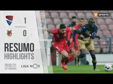 Gil Vicente Santa Clara Goals And Highlights