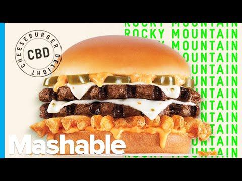 Jake Dill - Carl's Jr to Serve CBD Infused Burgers