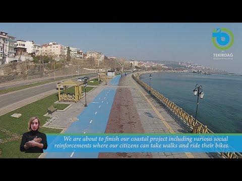 Tekirdağ Büyükşehir Belediyesi Tanıtım Filmi 2016