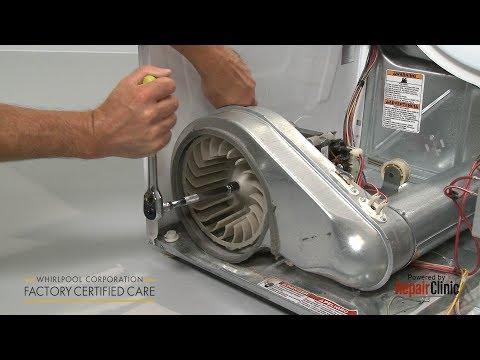 Blower Wheel - Duet/ HE3 Dryer #WED8300SW0