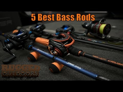 5 Best Bass Rod and Reel Combo's for Bass Fishing