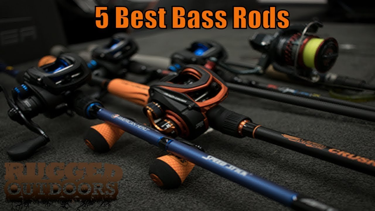 5 Best Bass Rod and Reel Combo's for Bass Fishing - YouTube
