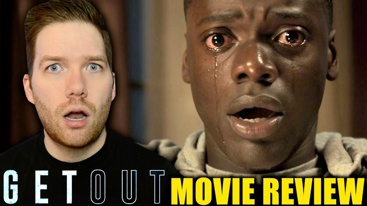 Get Out Movie Review Youtube