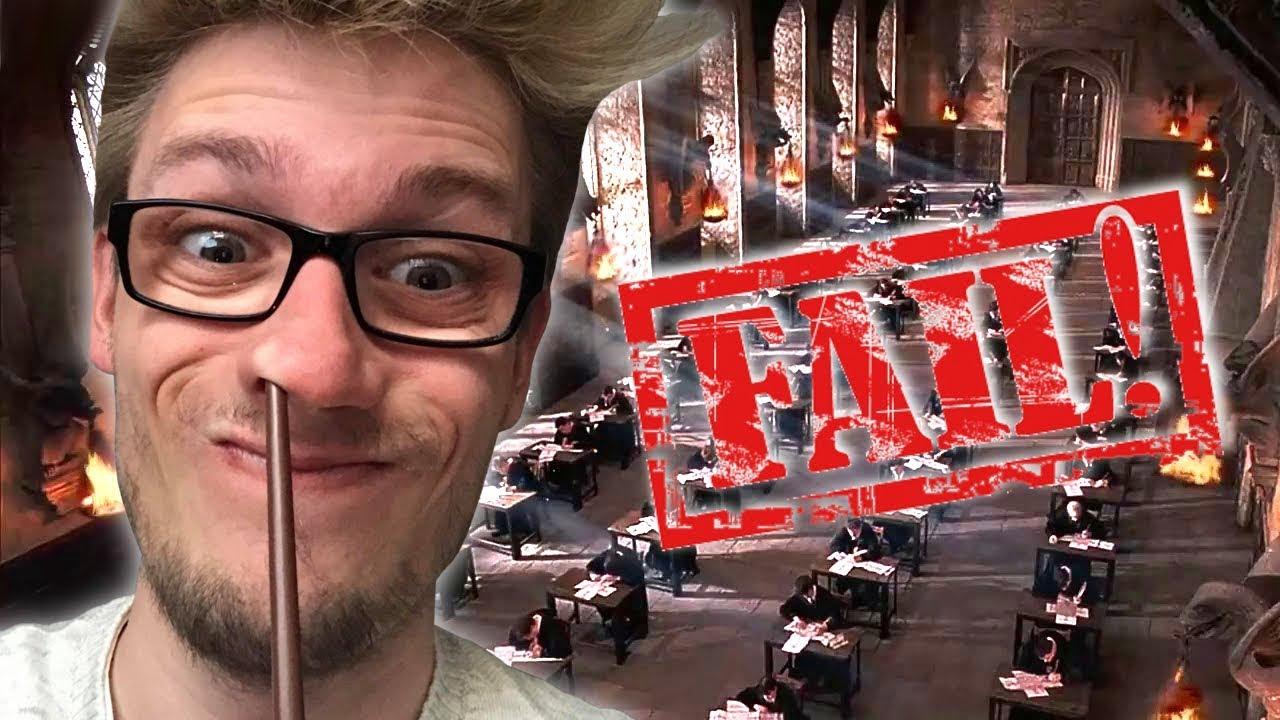 Besteht Dagilp Die Hogwarts Zag Prufung Youtube