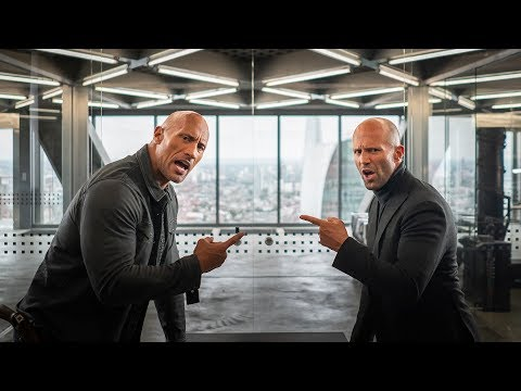 'Fast & Furious Presents: Hobbs & Shaw' Official Trailer #2 (2019) | Dwayne Johnson, Jason Statham