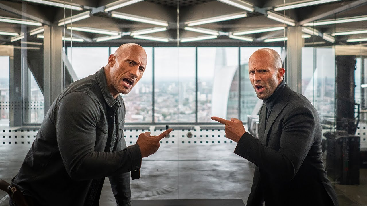'Fast & Furious Presents: Hobbs & Shaw' Official Trailer #2 (2019) | Dwayne Johnso