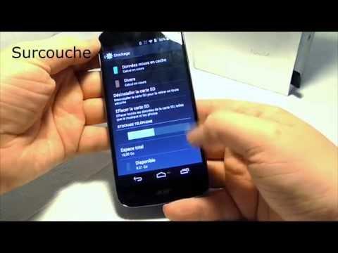 Test : Acer Liquid Jade S - un smartphone design à 250€