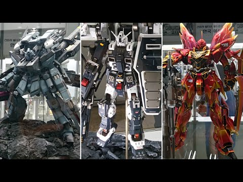 Gunpla Builders World Cup (GBWC) South Korea 2019 Winners Prediction and All Entries !