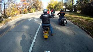 Gambar cover Cushman Motor Scooter ride - Franklin Village Re-do