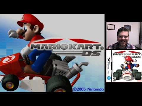 Mario Kart DS - Nintendo DS (Wii-U Virtual Console)    VGHI Play 'n' Chat Live Stream