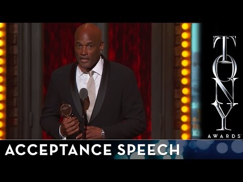 2014 Tony Awards - Kenny Leon - Best Direction of a Play