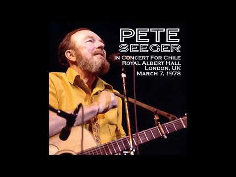 Pete Seeger London  1978