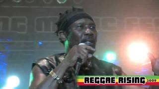 "Toots and the Maytals ""Monkey Man"" at Reggae Rising 2009"