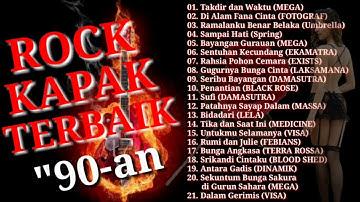 Rock Malaysia Terbaik 90-an | Rock Kapak Lama Terbaik & Terpopuler