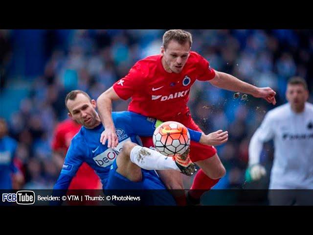 2015-2016 - Jupiler Pro League - 28. Racing Genk - Club Brugge 3-2
