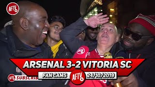 Arsenal 3-2 Vitoria SC | Pepe Is Going To Get Better & Better!! (Claude)