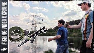 Ловля на резинку. Практическая работа со снастью. (Часть 3) HD(В одном из прошлых видео, мы показывали как изготовить рыболовную резинку со съемным фрагментом и обещали..., 2015-05-13T06:15:12.000Z)