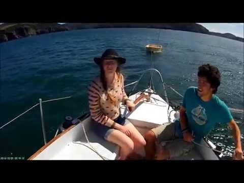 Plein Air Artist sailing adventure.