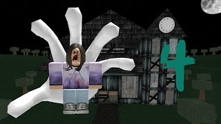 ROBLOX HORROR SERIES - HAUNTED HOUSE - EP 4
