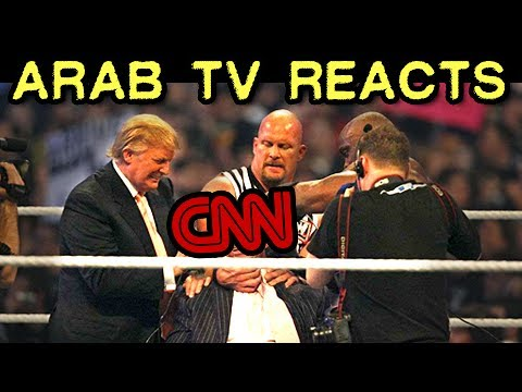 #CNNBlackmail - Arab TV Reacts!
