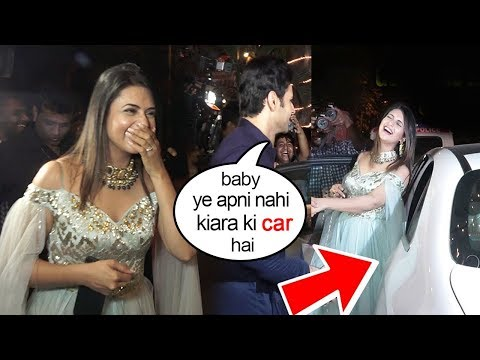 Divyanka Tripathi's EMBARASSING Moment Entering Wrong Car After Ekta Kapoors Diwali Party 2018