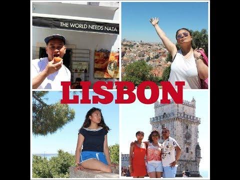 Lisbon - Portugal Beach Time