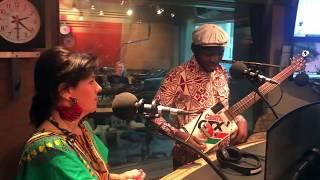 Mpaphi Nfandizo & Suzie Mzuri on ABC Melbourne 2017