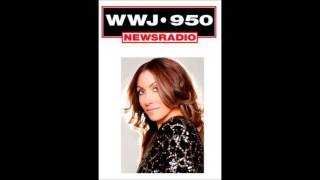 Mrs. Michigan America, Laura Zdravkovski radio interview WWJ 950 am