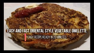Easy and fast oriental style v…