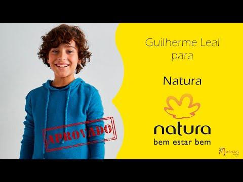 JOB: Guilherme Leal para Natura