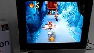 Playstation Dual Shock Scph7000 + 3 Games Originais + Etc !