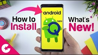 How To Install Android Q Beta (Android 10.0) ? What's NEW!!