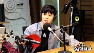 RADIO LIVE   BTS - Showing Off Personal Talent @MBC FM4U 20140227