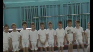 22 мая 2016. Спортивная гимнастика. Чернигов