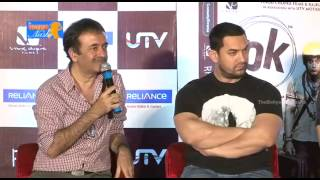 PK Movie DVD Launch With Amir khan And Raju Hirani Part 2