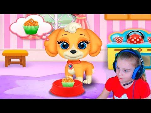 Игры для детей про уход за животными Развивающие игры о домашних животных