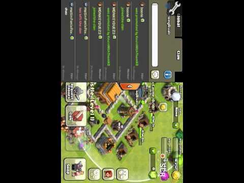 clash of clans bot cydia