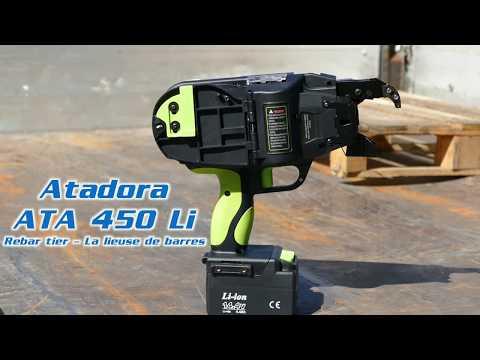 SIMA ATA 450 Atadora de Ferralla