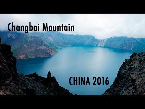 TRAVEL VLOG CHINA: Changbai Mountain, North Korean border // 中国旅行记:长白山, 北朝鲜边境