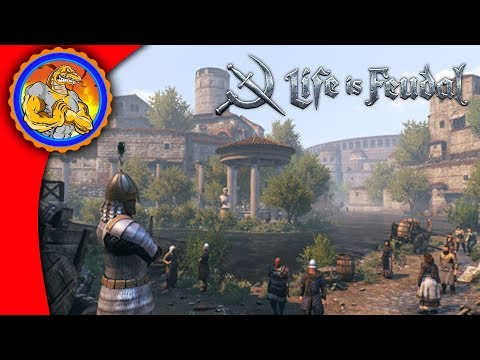 HOW DO WE GET COINS?!?!? | #2 | Life is Feudal MMO Sandbox PC Gameplay | MULTIPLAYER