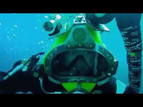 offshore commercial diving oceanoz englim workshop