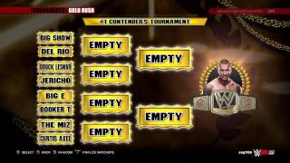 wwe 2k15 universe mode ep 1 the creation