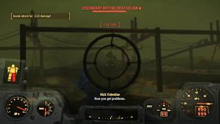 Fallout 4 Legendary Mythic Deathclaw Found