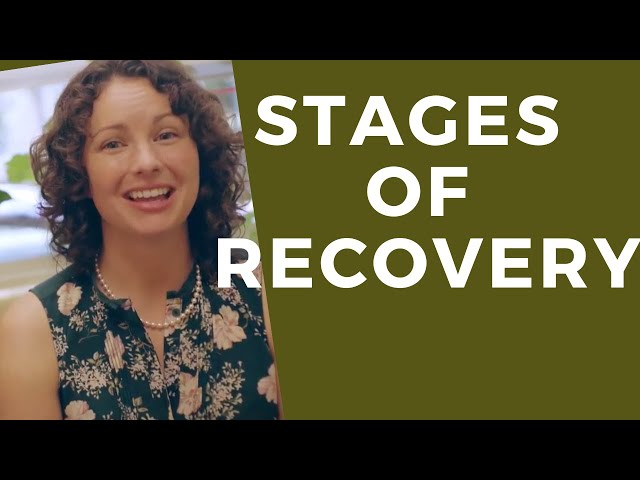 The Stages of Recovery with Elaine Power
